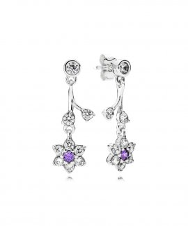 Pandora Forget Me Not Joia Brincos Mulher 290691ACZ