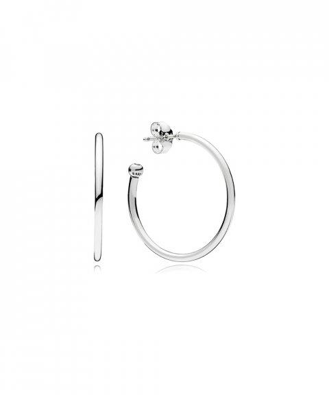 Pandora Hoops of Versatility Joia Brincos Mulher 297727