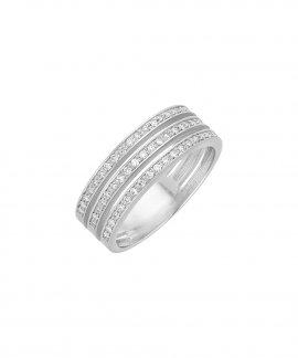 Encantus Sweet Surrender Joia Anel Ouro 19.2K e Diamantes Mulher 3635A