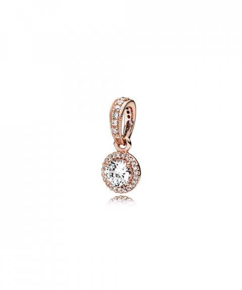 Pandora Rose Classic Elegance Joia Pendente Colar Mulher 380379CZ