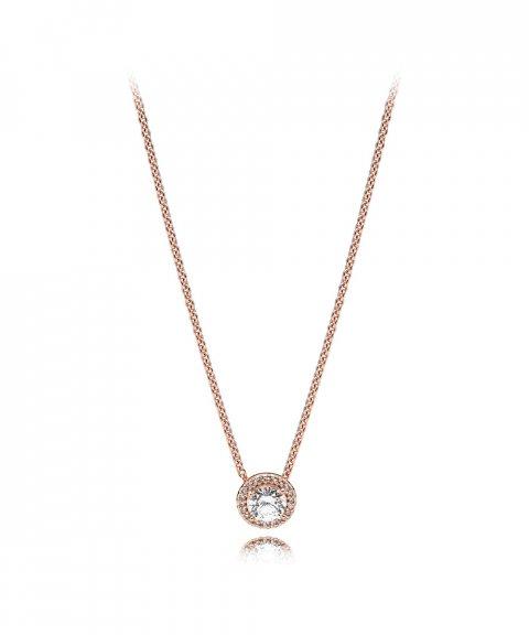 Pandora Rose Classic Elegance Joia Colar Mulher 386240CZ-45