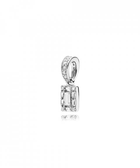 Pandora Luminous Ice Joia Conta Pendente Colar Mulher 397543CZ