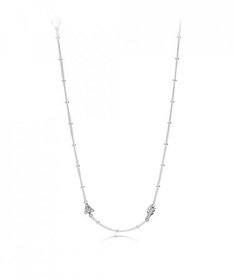 Pandora Sparkling Arrow Joia Colar Mulher 397795CZ-60