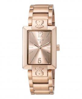Tous Plate Relógio Mulher 500350285