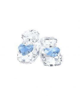 Swarovski Baby Shoes Figura de Cristal 5108539