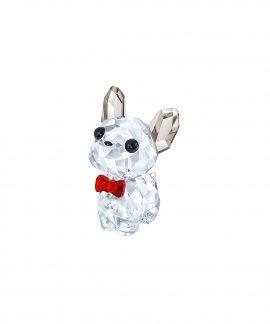 Swarovski Puppy - Bruno the French Bulldog Figura de Cristal 5213639