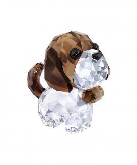 Swarovski Puppy - Bernie the Saint Bernard Figura de Cristal 5213704