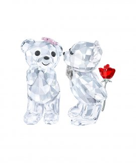 Swarovski Kris Bear - A Lovely Surprise Figura de Cristal 5268511