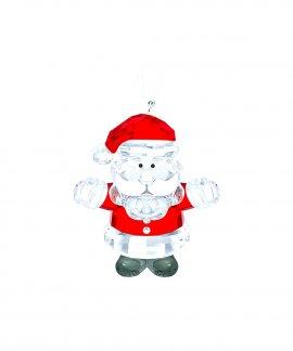 Swarovski Santa Claus Decoração Figura de Cristal Adorno 5286070