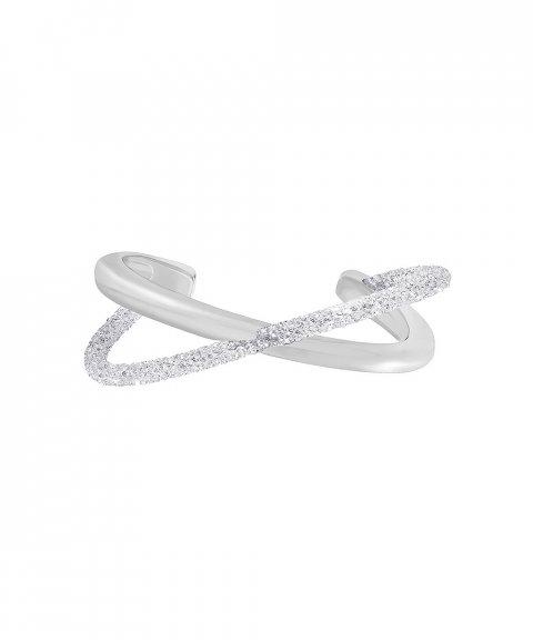 Swarovski Crystaldust Cross M Joia Pulseira Mulher 5348046