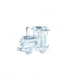 Swarovski Locomotive Decoração Figura de Cristal 5364562