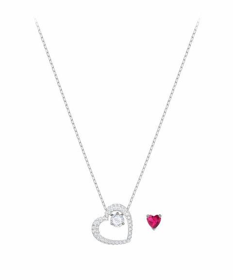 Swarovski Love Heart Joia Colar Mulher 5365987
