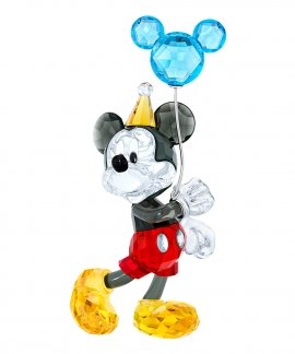 Swarovski Mickey Mouse Celebration Figura de Cristal 5376416