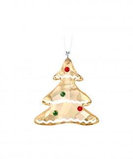 Swarovski Gingerbread Tree Decoração Figura de Cristal Adorno 5395976