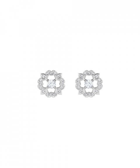 Swarovski Sparkling Flower Joia Brincos Mulher 5396227