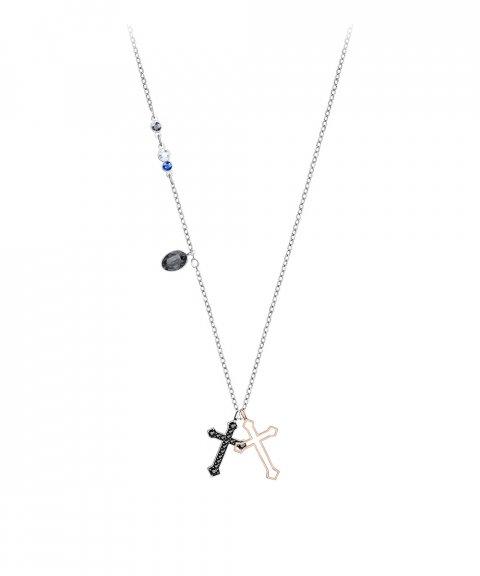 Swarovski Duo Cross Joia Colar Mulher 5396881