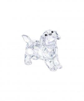 Swarovski Labrador Puppy Figura de Cristal 5400141
