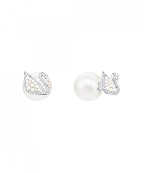 Swarovski Iconic Swan Joia Brincos Mulher 5416591