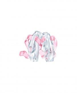 Swarovski Ballet Shoes Decoração Figura de Cristal 5428568