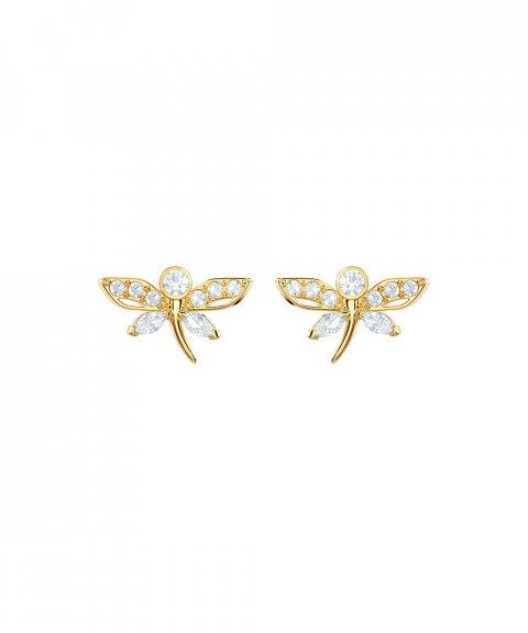 Swarovski Magnetic Dragonfly Joia Brincos Mulher 5429352