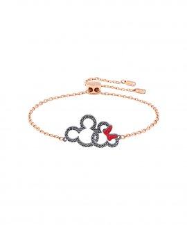 Swarovski Mickey and Minnie Joia Pulseira Mulher 5435138