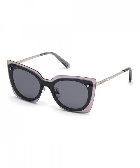 Swarovski Sun Gray Óculos de Sol Mulher 5447881