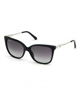 Swarovski Sun Black Óculos de Sol Mulher 5447884