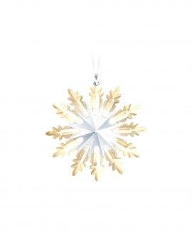 Swarovski Winter Star Decoração Figura de Cristal Adorno 5464857