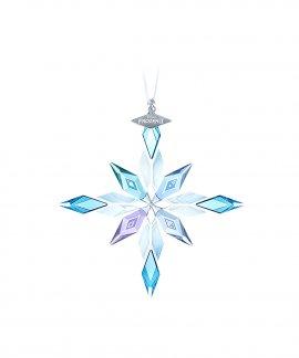 Swarovski Frozen 2 Snowflake Decoração Figura de Cristal Adorno 5492737