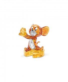 Swarovski Tom and Jerry - Jerry Decoração Figura de Cristal 5515336