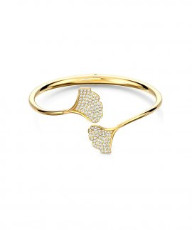 Swarovski Stunning Ginko Joia Pulseira Bangle Mulher 5518170