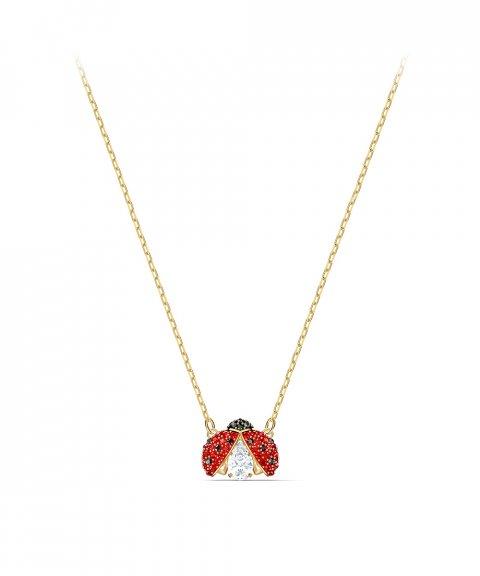 Swarovski Sparkling Dance Ladybug Joia Colar Mulher 5521787