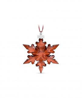 Swarovski Christmas Snowflake Annual Edition 2020 Decoração Figura de Cristal Adorno 5527742