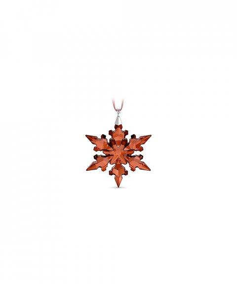 Swarovski Christmas Snowflake Annual Edition 2020 Decoração Figura de Cristal Adorno 5527750