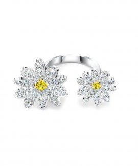 Swarovski Eternal Flower Joia Anel Mulher 5534947
