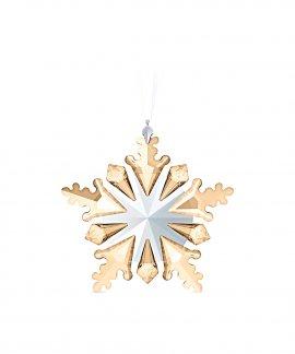 Swarovski Winter Sparkle Decoração Figura de Cristal Adorno 5535541