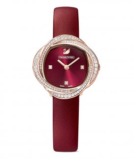 Swarovski Crystal Flower Relógio Mulher 5552780