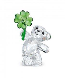 Swarovski Kris Bear Lucky Charm Decoração Figura de Cristal 5557537