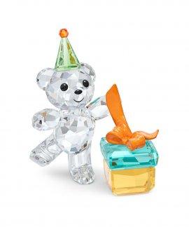 Swarovski Kris Bear Best Wishes Decoração Figura de Cristal 5557538