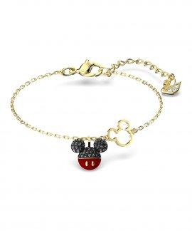 Swarovski Mickey and Minnie Joia Pulseira Mulher 5566689