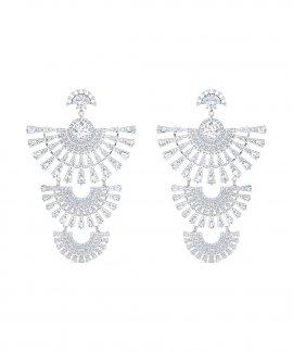 Swarovski Sparkling Dance Joia Brincos Mulher 5568008