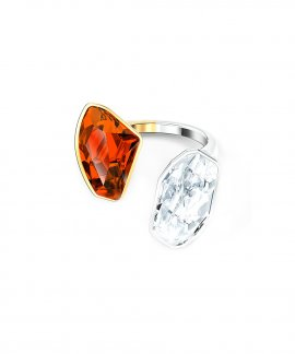 Swarovski The Elements Air and Fire Joia Anel Mulher 5572882