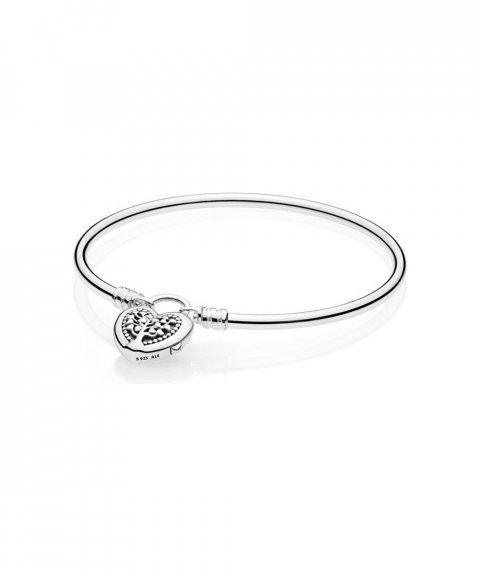 Pandora Flourishing Hearts Joia Pulseira Mulher 597101