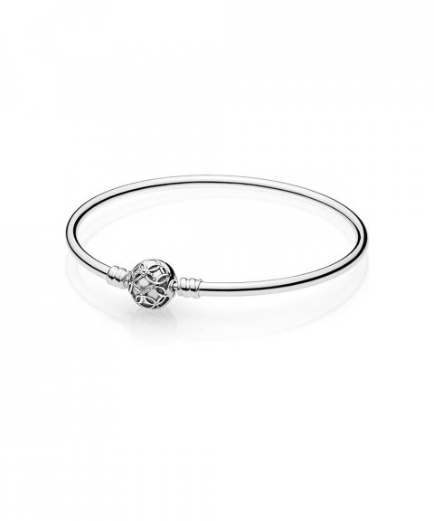 Pandora Moments Pattern of Love Joia Pulseira Mulher 597137