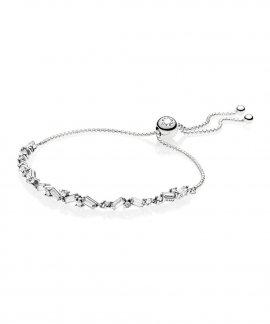 Pandora Glacial Beauty Joia Pulseira Mulher 597558CZ