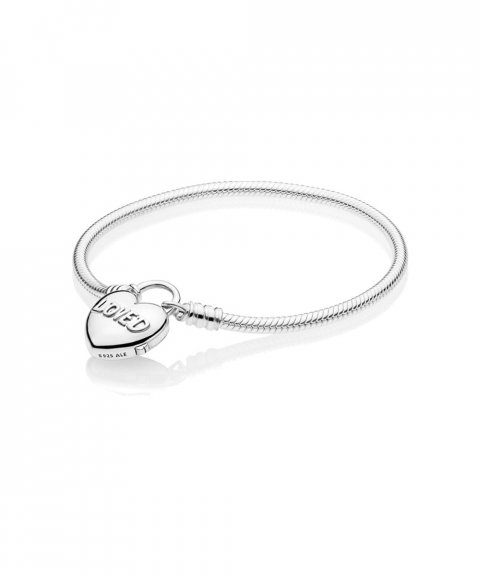 Pandora You are Loved Joia Pulseira Mulher 597806