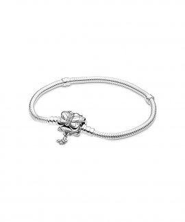 Pandora Moments Decorative Butterfly Joia Pulseira Mulher 597929CZ