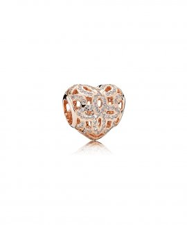 Pandora Rose Love and Appreciation Joia Conta Mulher 780003CZ