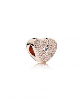 Pandora Rose Sweetheart Joia Conta Mulher 781555CZ