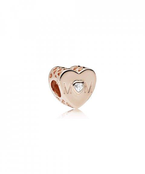 Pandora Rose Mother Heart Joia Conta Mulher 781881CZ